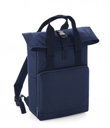 Image 7 of BagBase Twin Handle Roll-Top Backpack