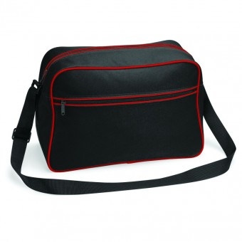 Image 3 of BagBase Retro Shoulder Bag