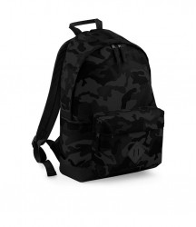 Image 5 of BagBase Camo Backpack