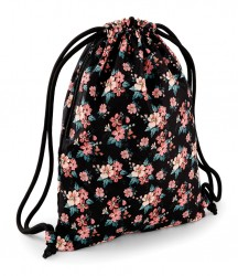 Image 6 of BagBase Graphic Drawstring Backpack