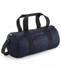 BagBase Duo Knit Barrel Bag image