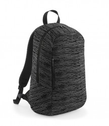 Image 3 of BagBase Duo Knit Backpack
