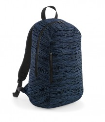 Image 4 of BagBase Duo Knit Backpack
