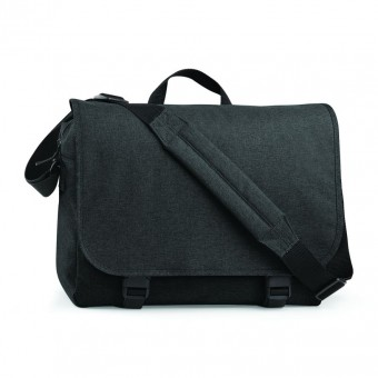 Image 2 of BagBase Two Tone Digital Messenger