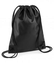 BagBase Faux Leather Gymsac image