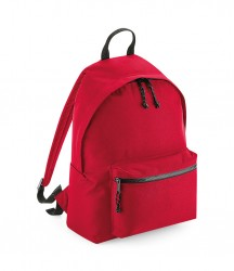 Image 3 of BagBase Recycled Backpack