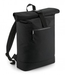 Image 1 of BagBase Recycled Roll-Top Backpack