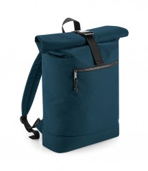 Image 6 of BagBase Recycled Roll-Top Backpack