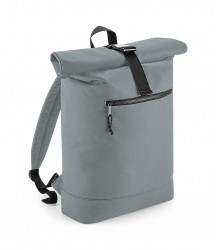 Image 7 of BagBase Recycled Roll-Top Backpack