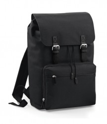 Image 2 of BagBase Vintage Laptop Backpack