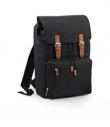 Image 3 of BagBase Vintage Laptop Backpack