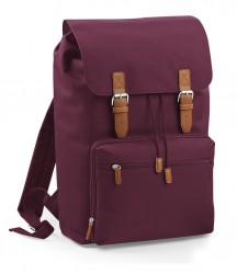 Image 4 of BagBase Vintage Laptop Backpack