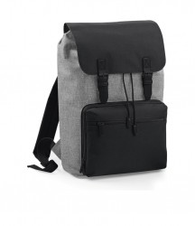 Image 6 of BagBase Vintage Laptop Backpack