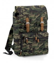 Image 8 of BagBase Vintage Laptop Backpack