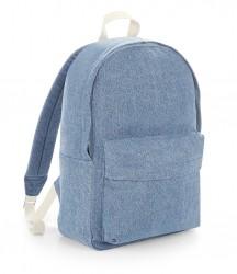 Image 3 of BagBase Denim Backpack