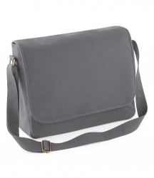 Image 5 of BagBase Classic Canvas Messenger