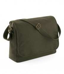 Image 8 of BagBase Classic Canvas Messenger