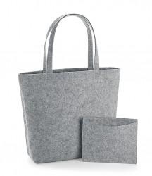 Image 2 of BagBase Felt Shopper