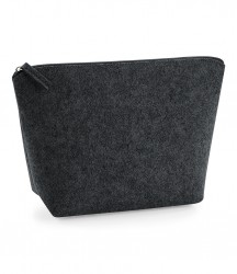 Image 2 of BagBase Felt Accessory Bag