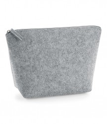 Image 2 of BagBase Felt Accessory Bag