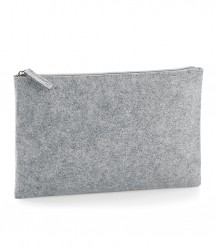 Image 3 of BagBase Felt Accessory Pouch