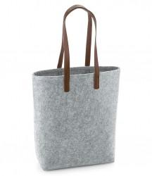 Image 1 of BagBase Premium Felt Tote Bag