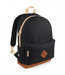 Image 2 of BagBase Heritage Backpack