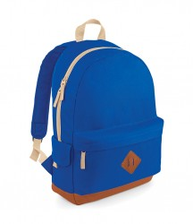 Image 3 of BagBase Heritage Backpack