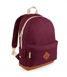 Image 4 of BagBase Heritage Backpack