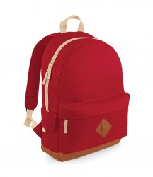 Image 5 of BagBase Heritage Backpack