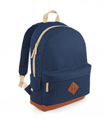 Image 6 of BagBase Heritage Backpack