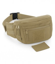Image 3 of BagBase MOLLE Utility Waistpack