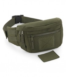 Image 4 of BagBase MOLLE Utility Waistpack