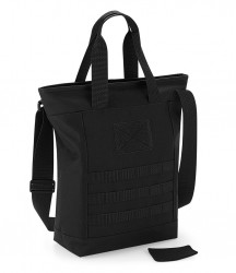 Image 2 of BagBase MOLLE Utility Tote