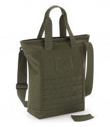 Image 3 of BagBase MOLLE Utility Tote