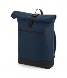 Image 4 of BagBase Roll-Top Backpack