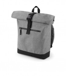 Image 5 of BagBase Roll-Top Backpack