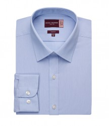 Image 3 of Brook Taverner Pisa Long Sleeve Slim Fit Shirt