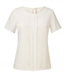 Image 2 of Brook Taverner Ladies Felina Short Sleeve Shirt