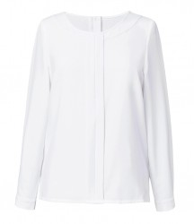 Image 3 of Brook Taverner Ladies Riola Long Sleeve Shirt