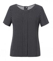 Image 7 of Brook Taverner Ladies Verona Short Sleeve Shirt