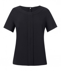Image 8 of Brook Taverner Ladies Verona Short Sleeve Shirt