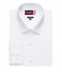 Image 4 of Brook Taverner Rapino Long Sleeve Poplin Shirt