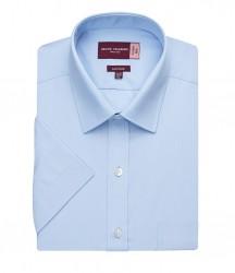 Image 3 of Brook Taverner Rosello Short Sleeve Poplin Shirt