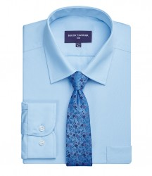 Image 2 of Brook Taverner One Juno Long Sleeve Poplin Shirt