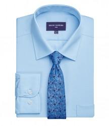 Brook Taverner One Juno Long Sleeve Poplin Shirt image