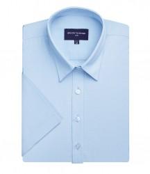 Brook Taverner Ladies One Eos Short Sleeve Poplin Shirt image
