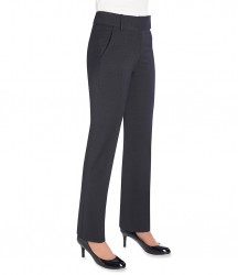 Image 3 of Brook Taverner Ladies Sophisticated Genoa Trousers
