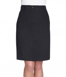 Image 3 of Brook Taverner Ladies Austin Chino Skirt
