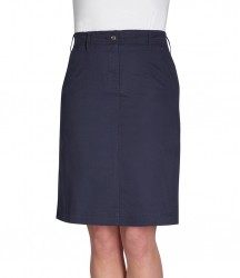 Image 4 of Brook Taverner Ladies Austin Chino Skirt